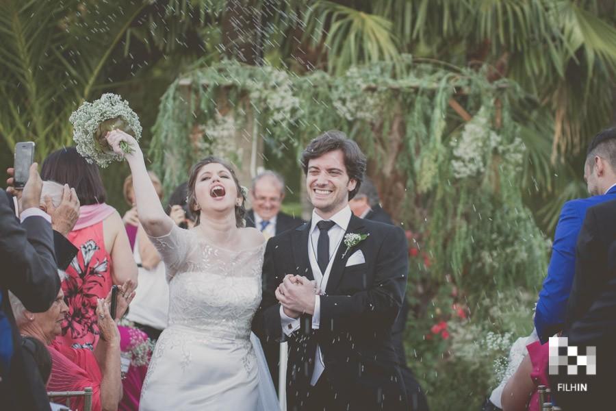 La boda de Carlos y Conchi   FILHIN
