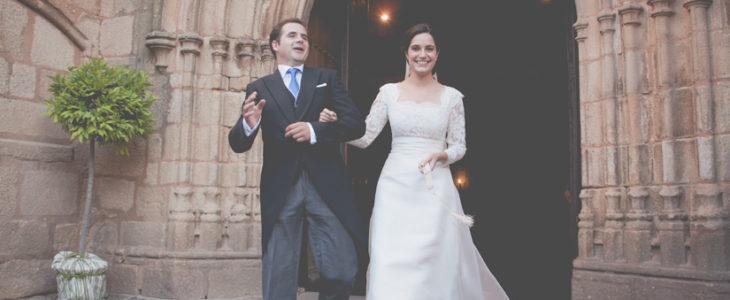Historias inolvidables: La boda de Javier y María Jesús