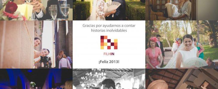 FILHIN Felicitación 2013