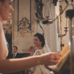 Un momento muy emotivo de la boda de Ricky & Patri