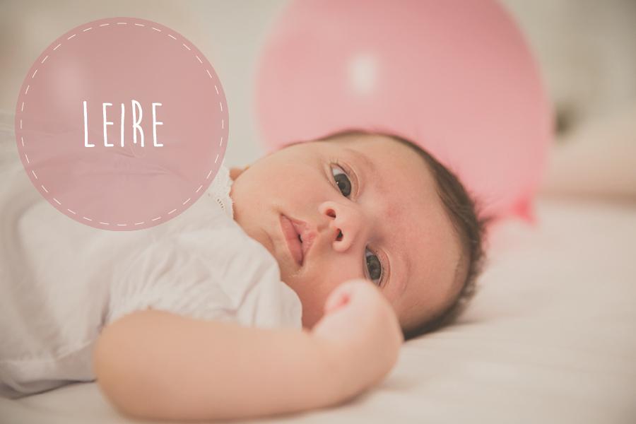 La pequeña Leire | FILHIN