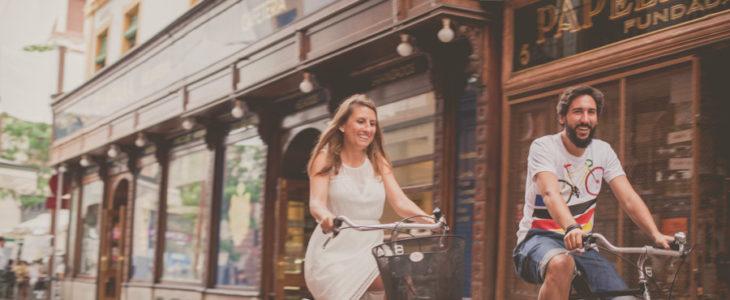 Un Save the Date sobre ruedas | FILHIN
