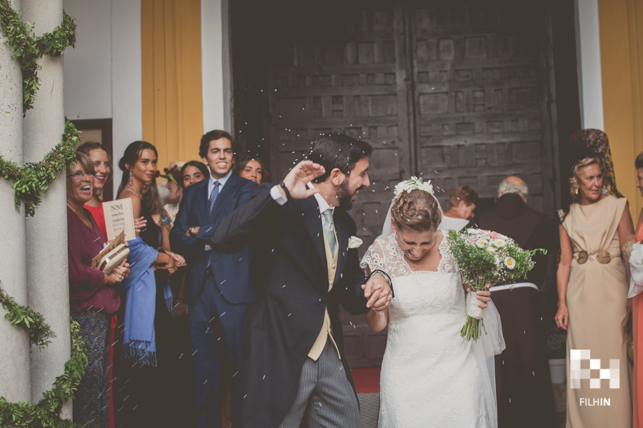 (Español) La boda de María & Nacho