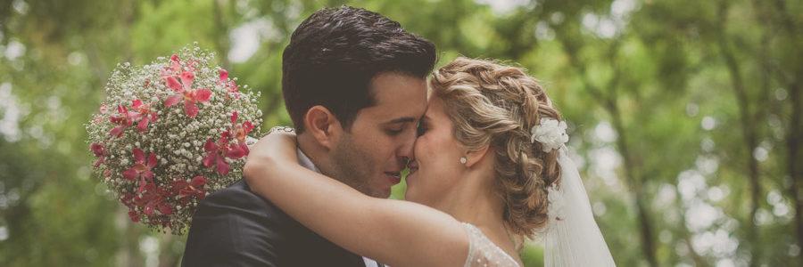 Fotografía de boda natural