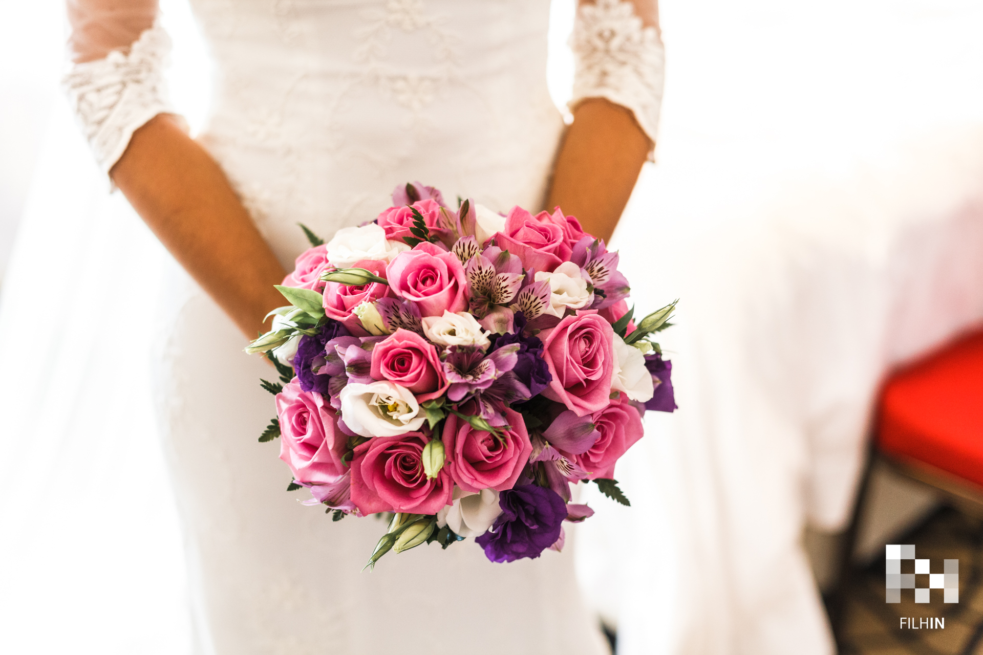 La boda de Rocío y Carlos | FILHIN
