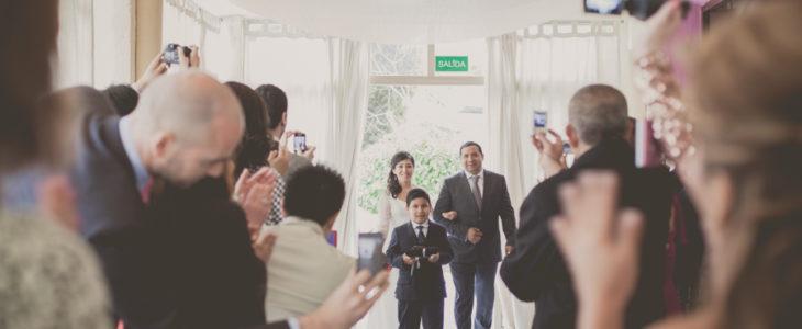 Los 5 mejores consejos para evitar que tus invitados arruinen las fotografías de tu boda | FILHIN