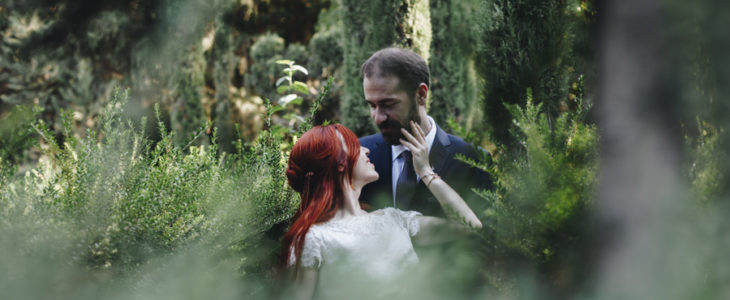 Postboda de Stefanos y Sofia en los Reales Alcázares de Sevilla | FILHIN