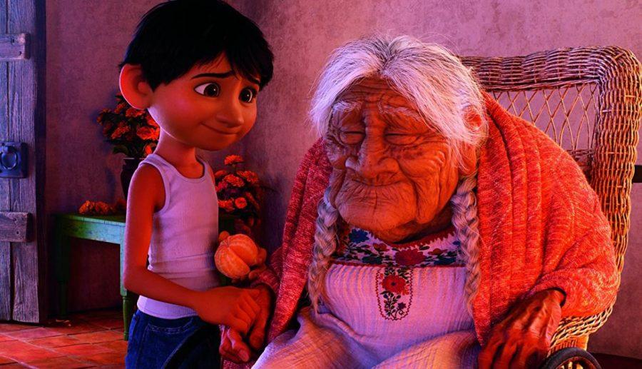 Coco, una película sobre fotografía y recuerdos