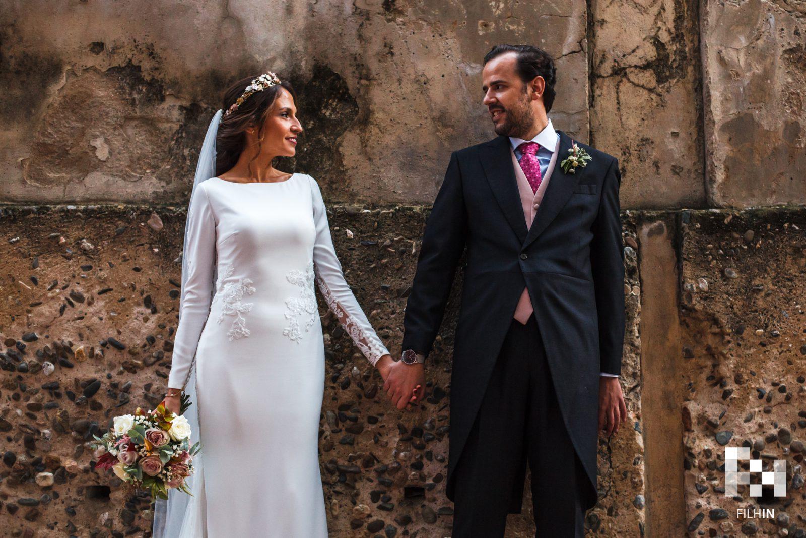 La boda de Rocío y Ernesto | FILHIN