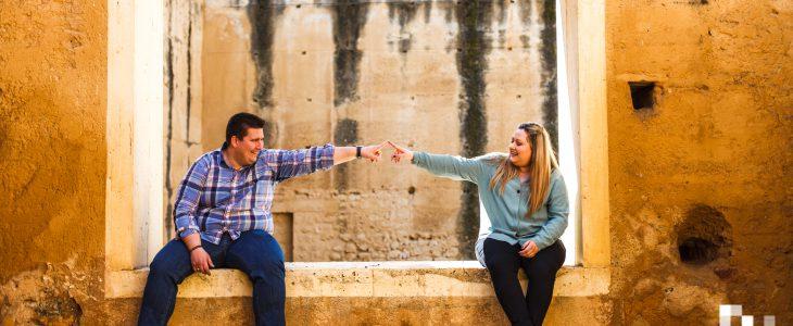 Preboda de Esperanza y Alejandro: El Castillo de Alcalá de Guadaíra | FILHIN