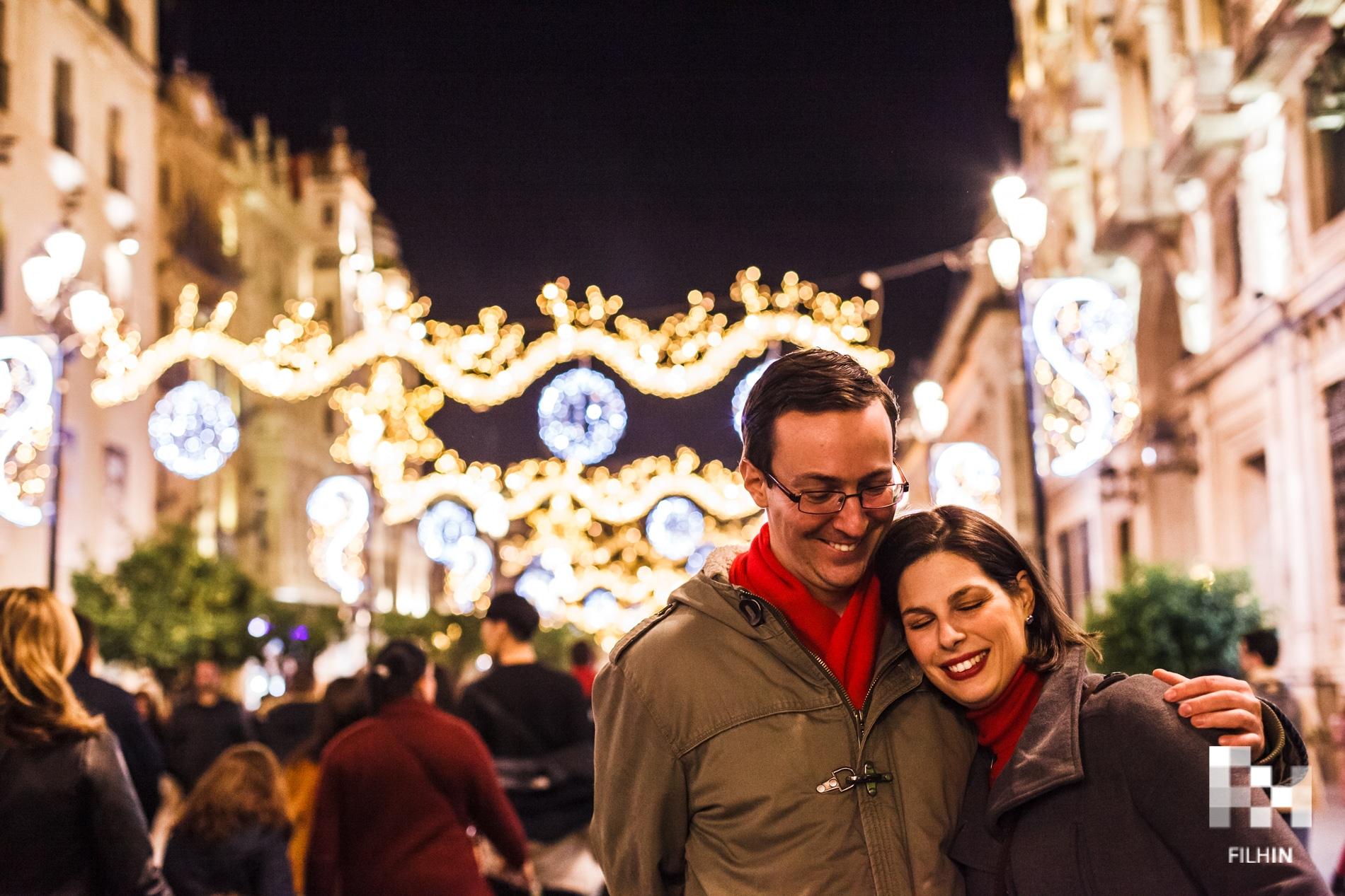 Preboda navideña Macarena & Jose | FILHIN