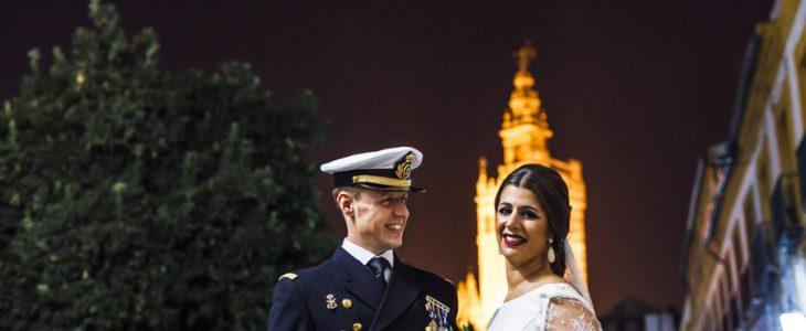 La boda de Cristina y Javier | FILHIN