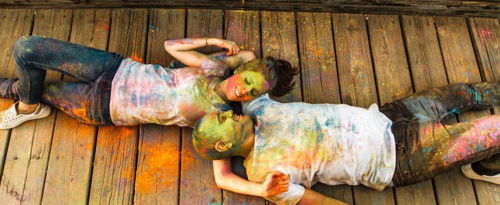 La vida en colores | FILHIN.es