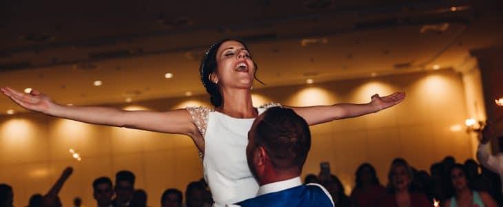 La boda de Irene y Adrián | FILHIN