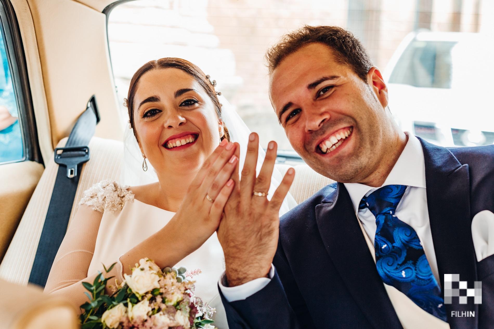 La boda de Rafa y Loli | FILHIN