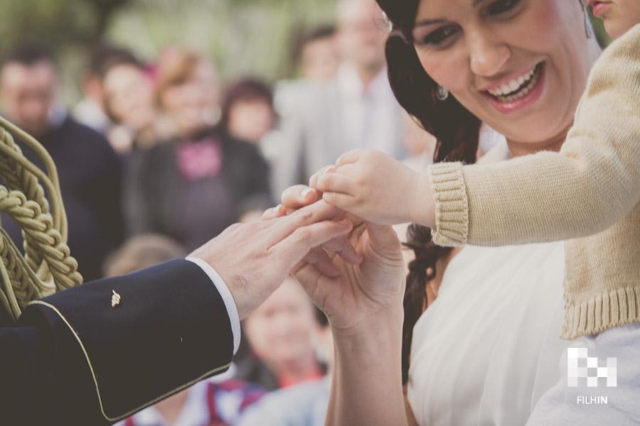 Historias inolvidables: La boda de Ana & Toni (con Pablo)