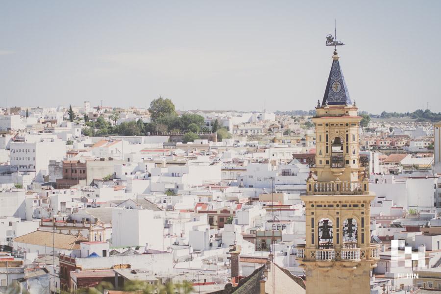 Boda civil de Esperanza & Miguel Ángel en Sevilla