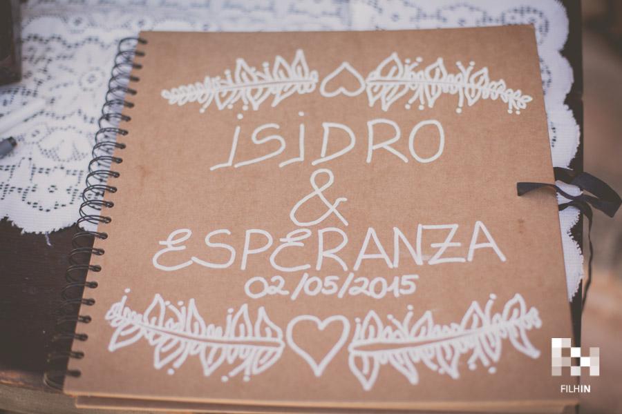 Boda de Isidro & Esperanza