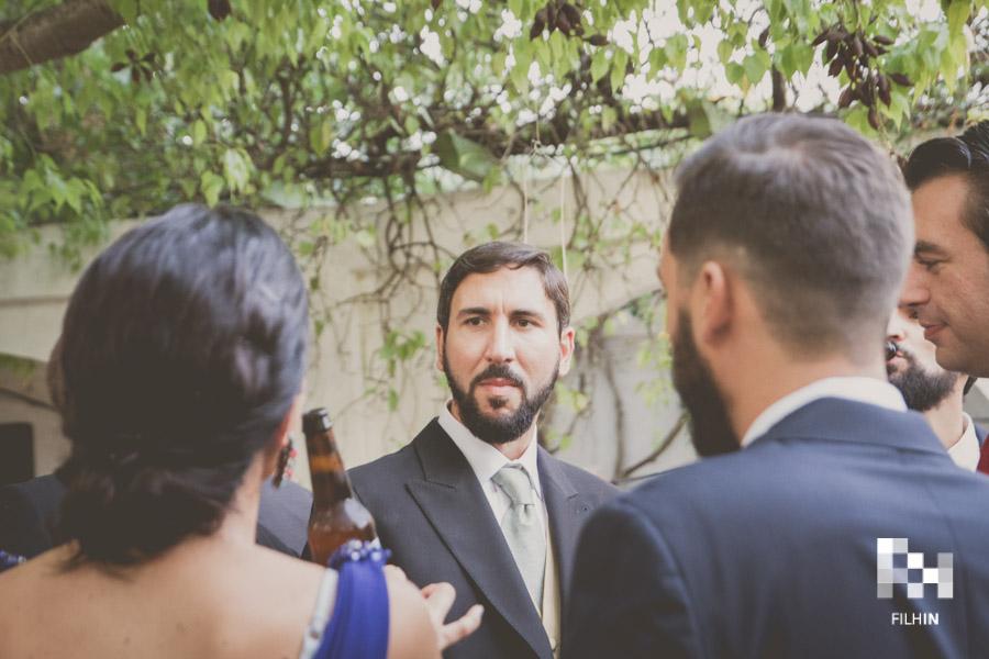 La boda de María & Nacho
