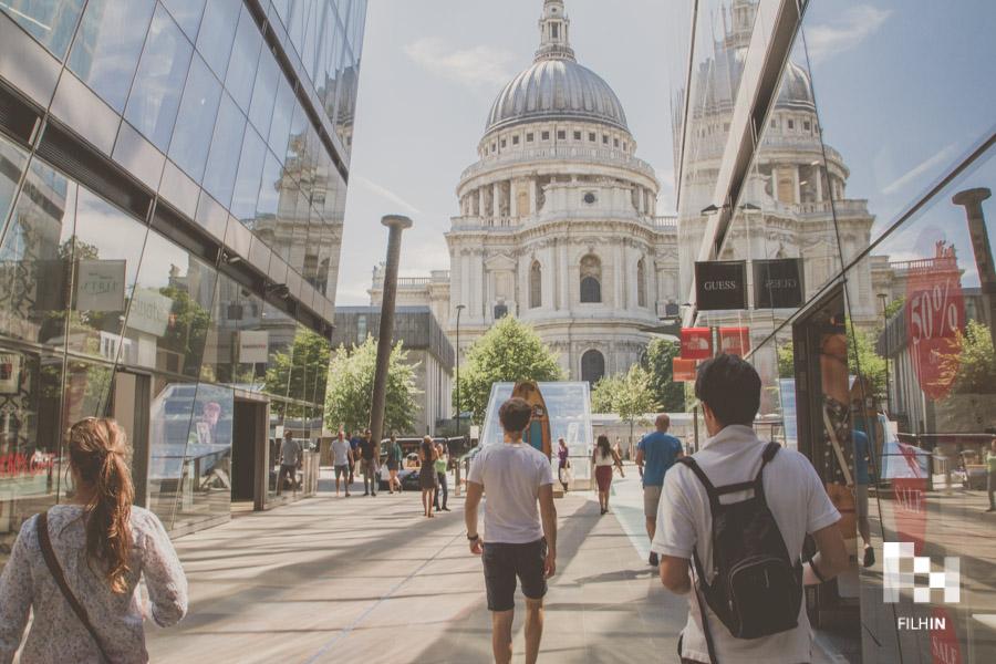 Walking London