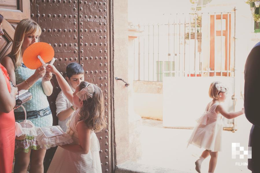 Historias inolvidables: La boda de Ángela y Juan Ramón