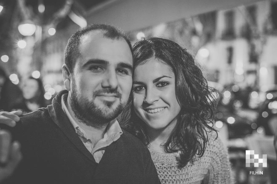 Concierto Desenchufaos en el pub Noha (Sevilla)