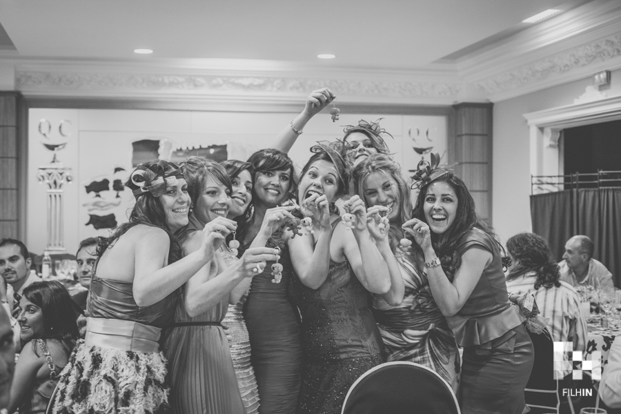 Historias inolvidables: La boda de Helga y Juanma en Zorita