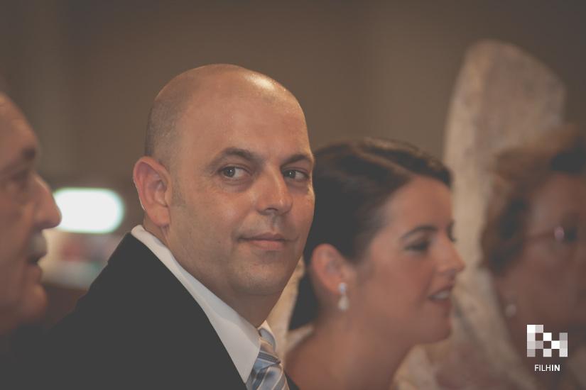Historias inolvidables: La boda de Javier y Conchi