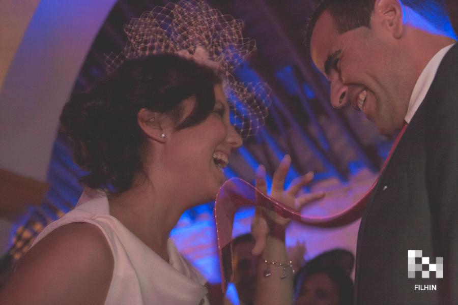 Historias inolvidables: La boda de Lourdes y Lorenzo