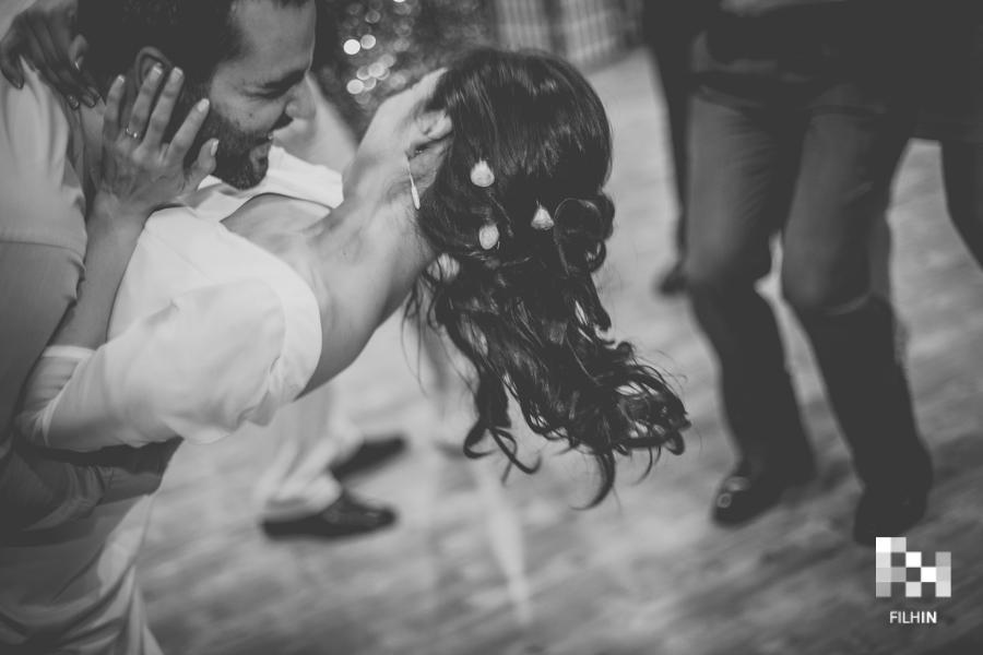 Historias inolvidables: La boda de Milena y Rafa