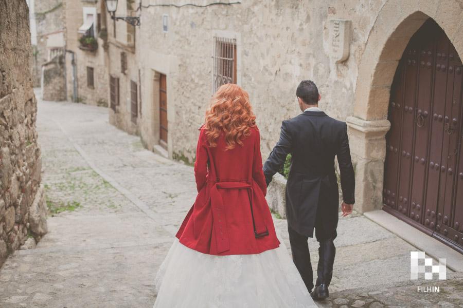 Postboda de Helga & Juanma en Trujillo