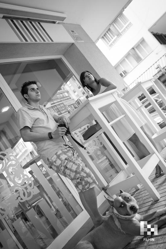 Sesión de pareja de Puja & Aratxay