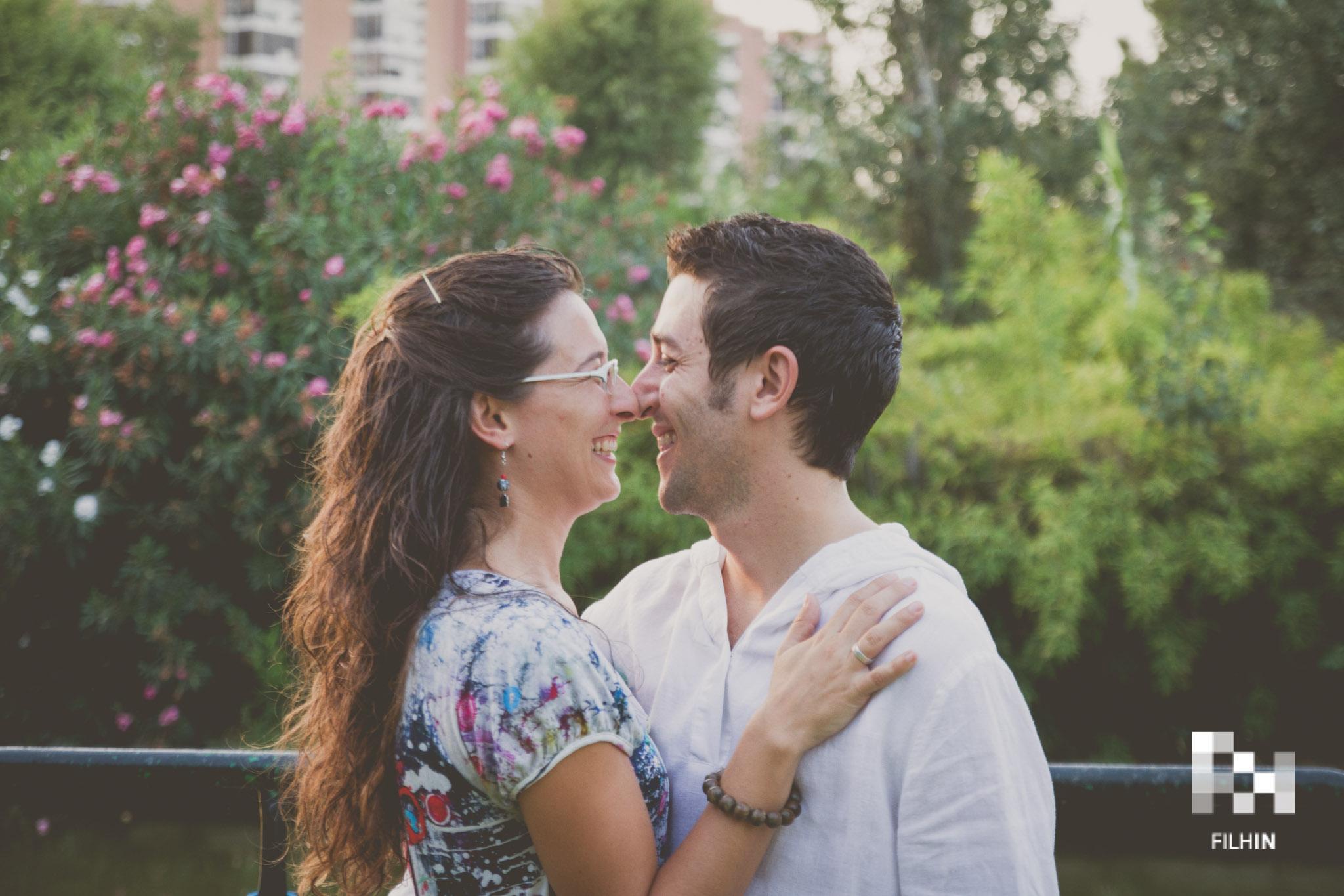 Love Session de Tamara & Riccardo en Sevilla