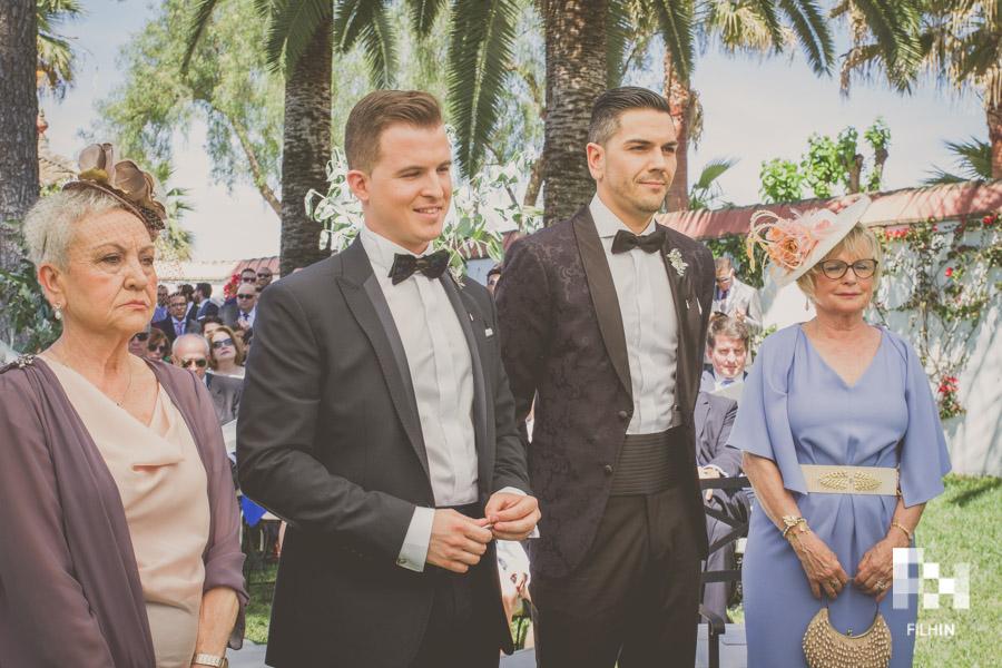 La boda de Ale & Charly