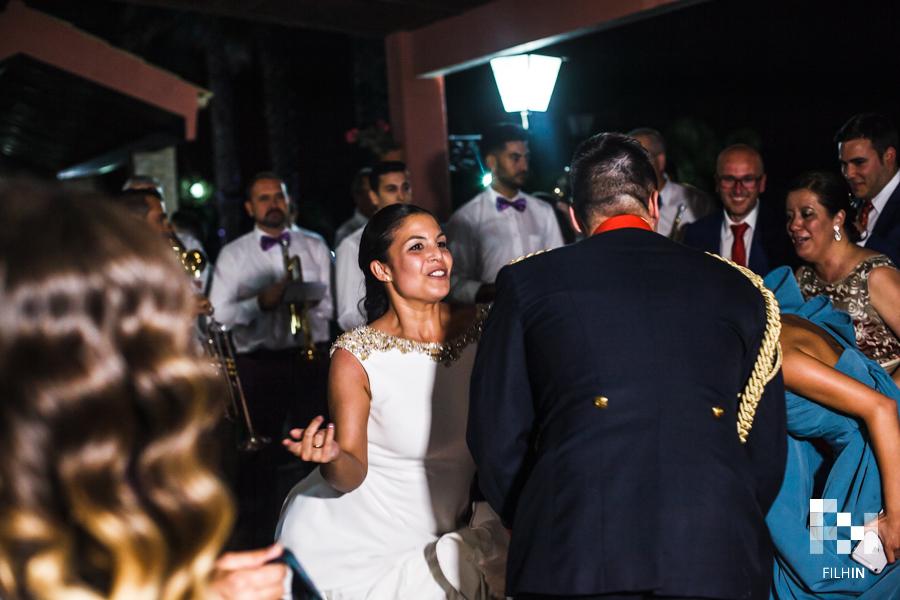 La boda de Blanca y Manuel