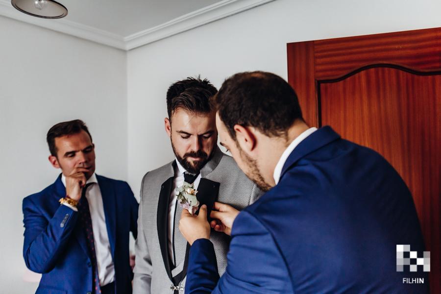 La boda de Blanca y Miguel