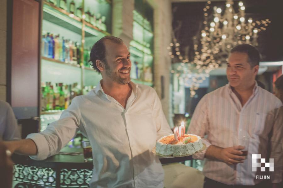 Cumpleaños de Tomás