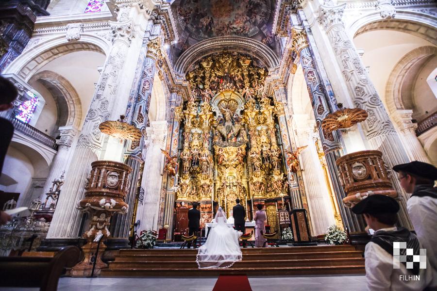 La boda de Ibán y Belén