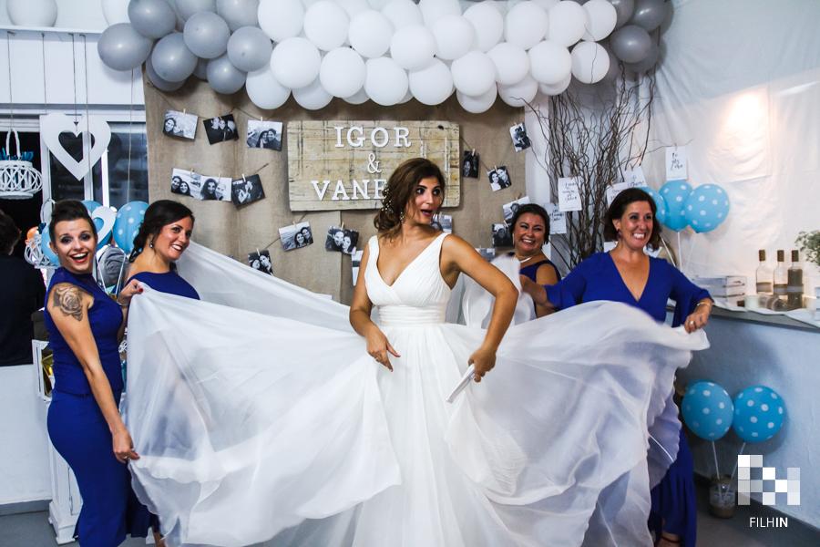 Boda de Igor y Vanesa