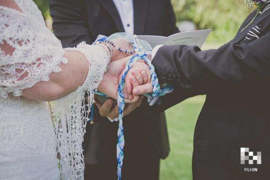 La boda celta de Pablo & Ana