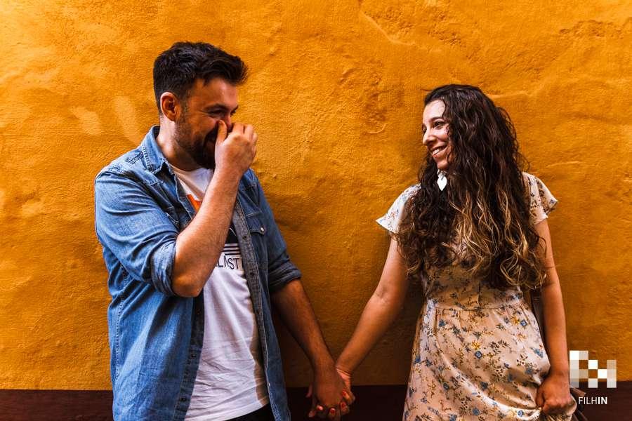 Preboda de Blanca y Miguel