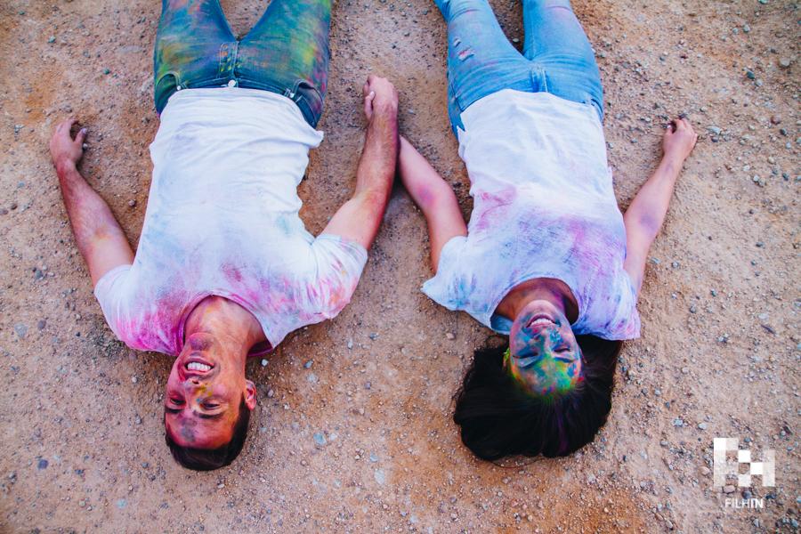 Preboda multicolor