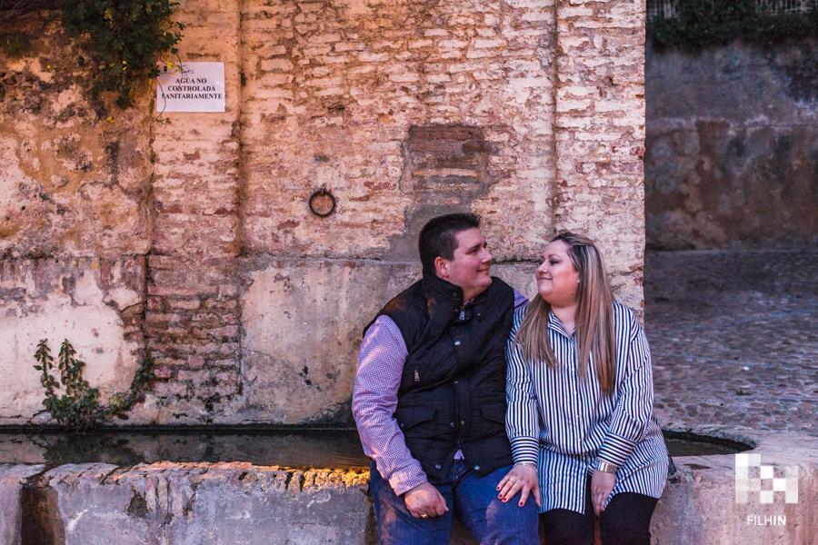 Preboda de Esperanza y Alejandro: Carmona