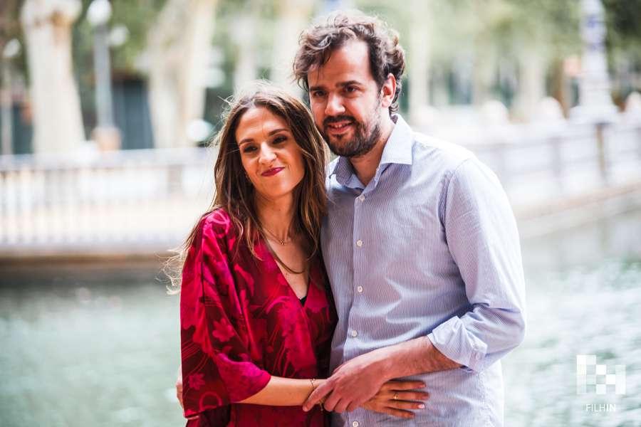 Preboda de Rocío y Ernesto