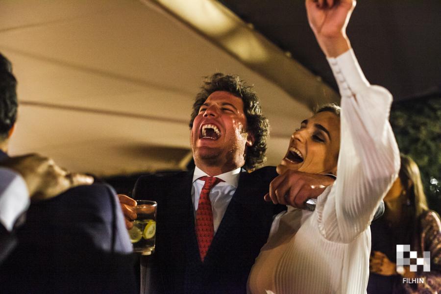 La boda de Macarena y Miguel