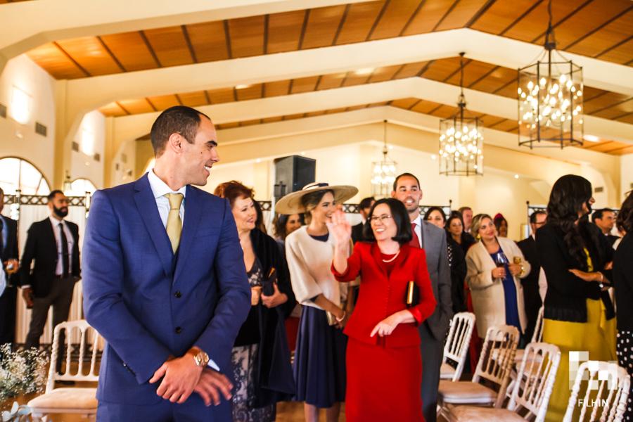 La boda de Inma & Alberto